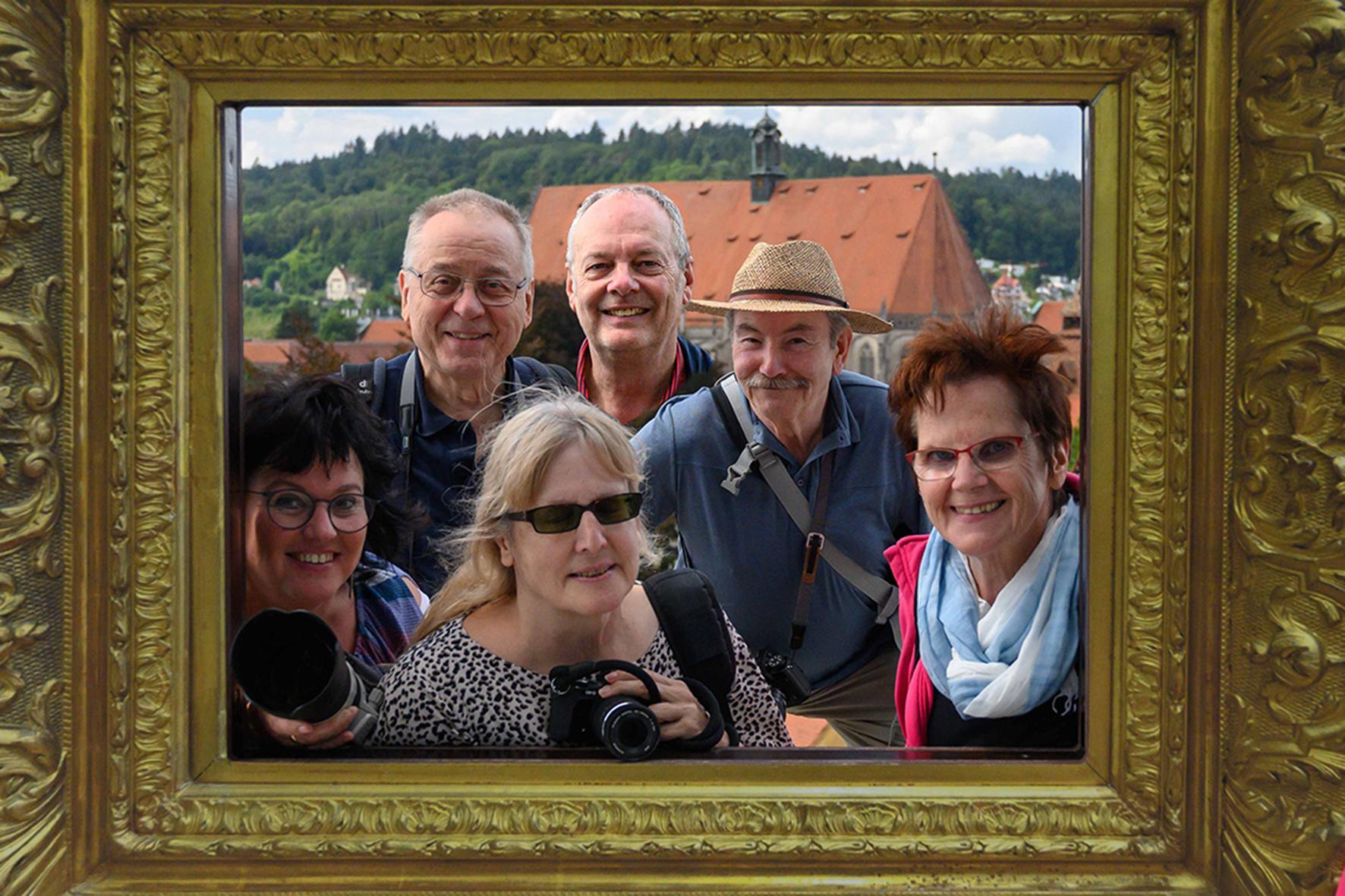 """Workshop zum Thema """"Kontraste"""" bei Remstal Landesgartenschau (14.08.19)"""