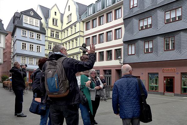"Fahrt nach Frankfurt zum ""Fotografie Forum Frankfurt, FFF"" (17.04.19)"