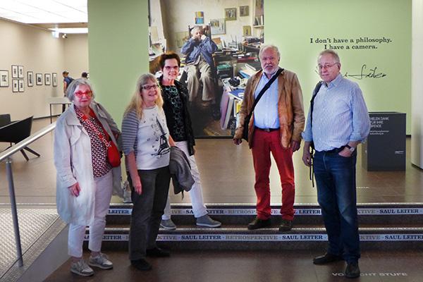 """Besuch in München, """"Pinakothek der Moderne"""" (11.09.19)"""