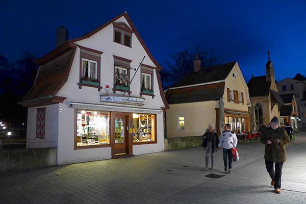Neujahrsessen mit historischer Stadtführung in Esslingen (19.01.19)