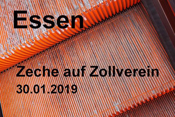 Albert-Renger-Patzsch, Sonderausstellung in Essen (30.01.19)