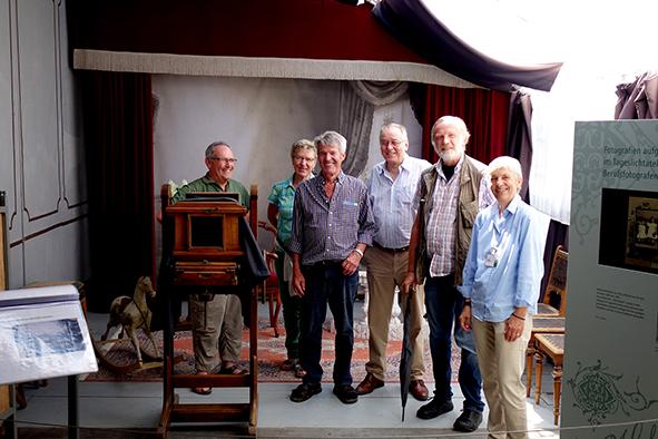"""Besuch beim """"Wanderfotografen"""" im Freilandmuseum Beuren (07.07.19)"""